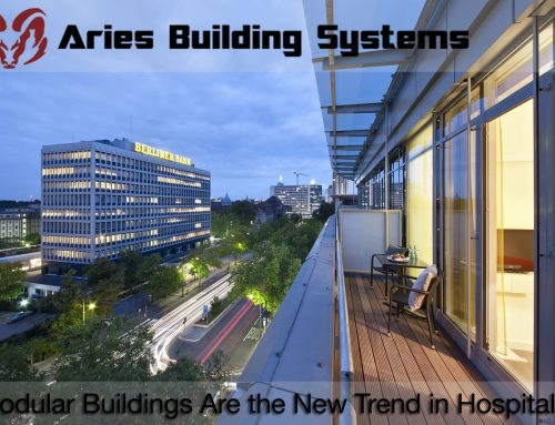 Modular Building Is the New Trend in Hospitality
