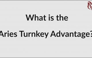 what is the aries turnkey advantage?