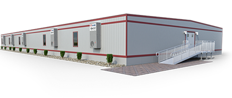 Modular Buildings - Aries